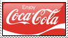 Coca Cola Stamp by linkhero55