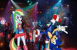 Party in the Club.