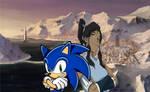 Sonic and Korra:New adventure.