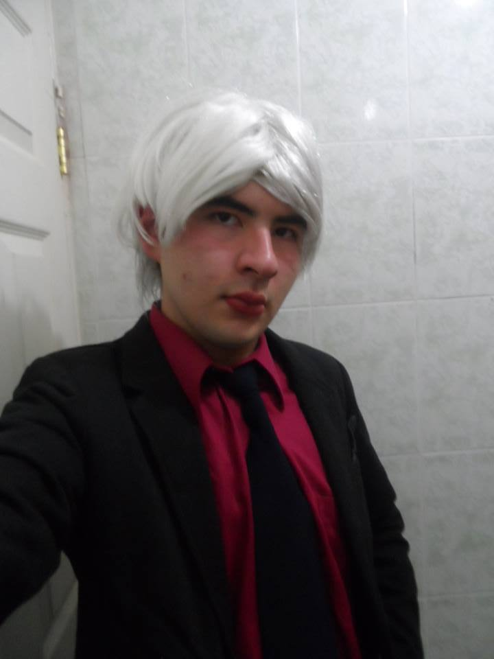 TYL Gokudera Hayato cosplay by brandonale on DeviantArt