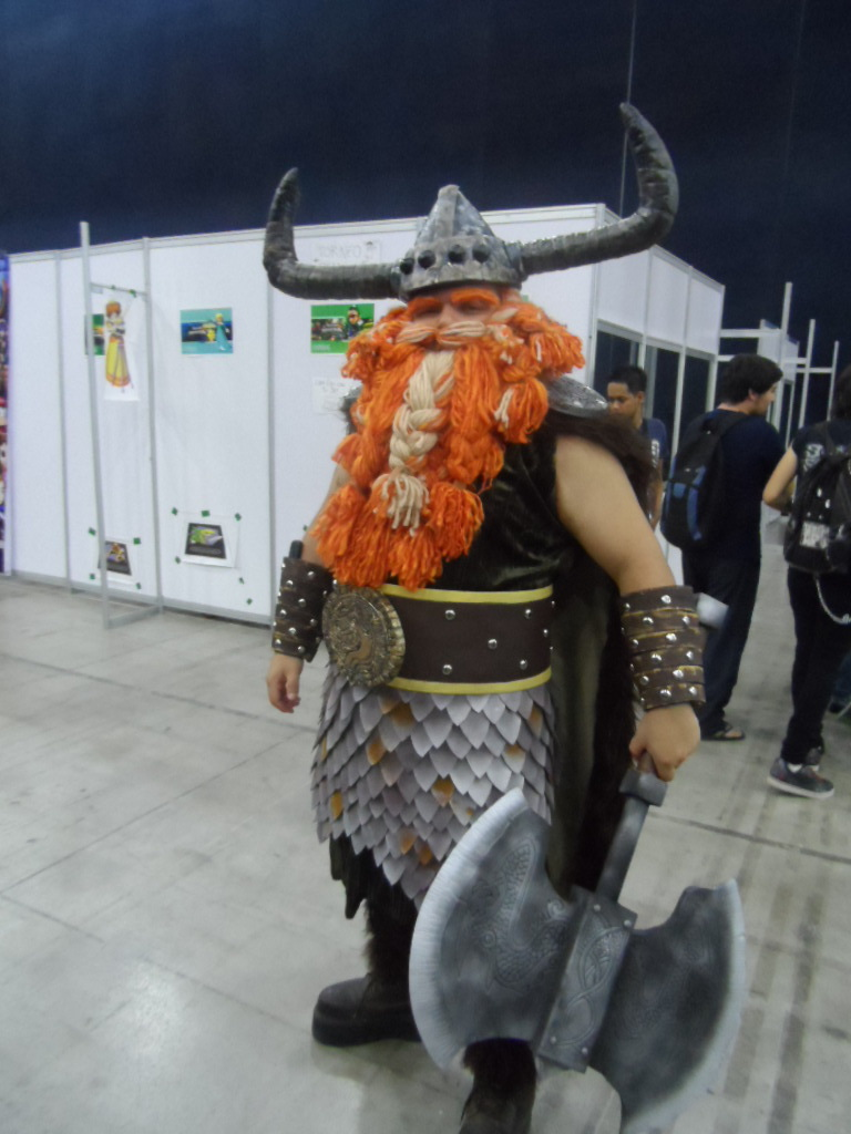 Stoick-How to Train Your Dragon 2 Cosplay.