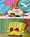 Spongebob Pregnancy Test Meme.
