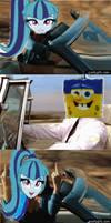 Sonata Dusk Trolls Spongebob