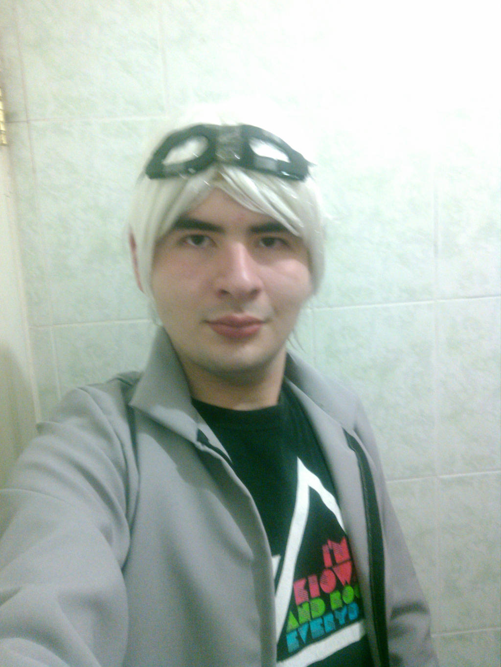 quicksilverdays of future past cosplay wip 2 by
