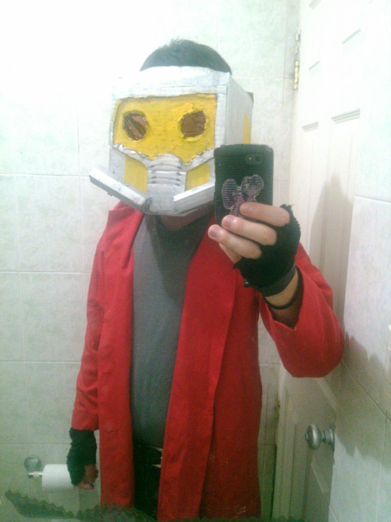 Star lord selfie cosplay by brandonale on deviantart