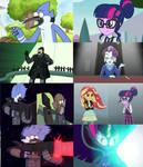 Regular Show The Movie VS Friendship Games.