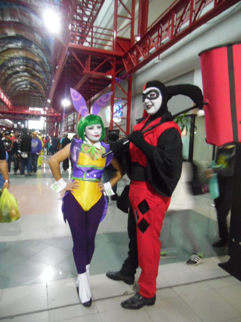 Bunny Joker Female And Male Harley Quinn Cosplay By Brandonale On Deviantart