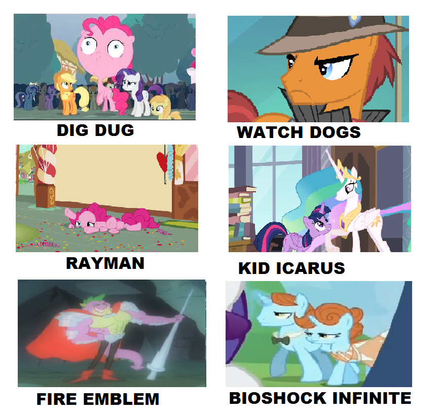 videojuegos_meme_by_brandonale dascwmd my little pony videogames meme 7 by brandonale on deviantart