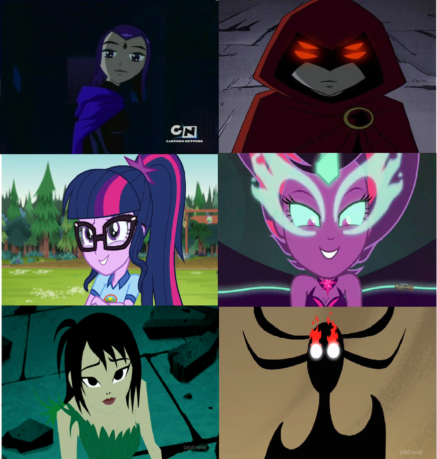 My little pony girls twilight