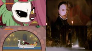 My Little Pony/The Phantom of the Opera Comparison