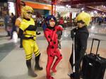 Miraculous Ladybug Cosplay La conve 53. by brandonale