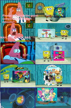 Spongebob Diapers Meme(3nd Version).