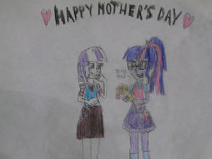 Happy Mother's Day 2020 Colored.