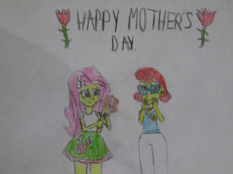 Happy Mother's Day 2020 Colored 2.