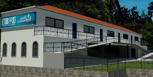 High School by dleafy