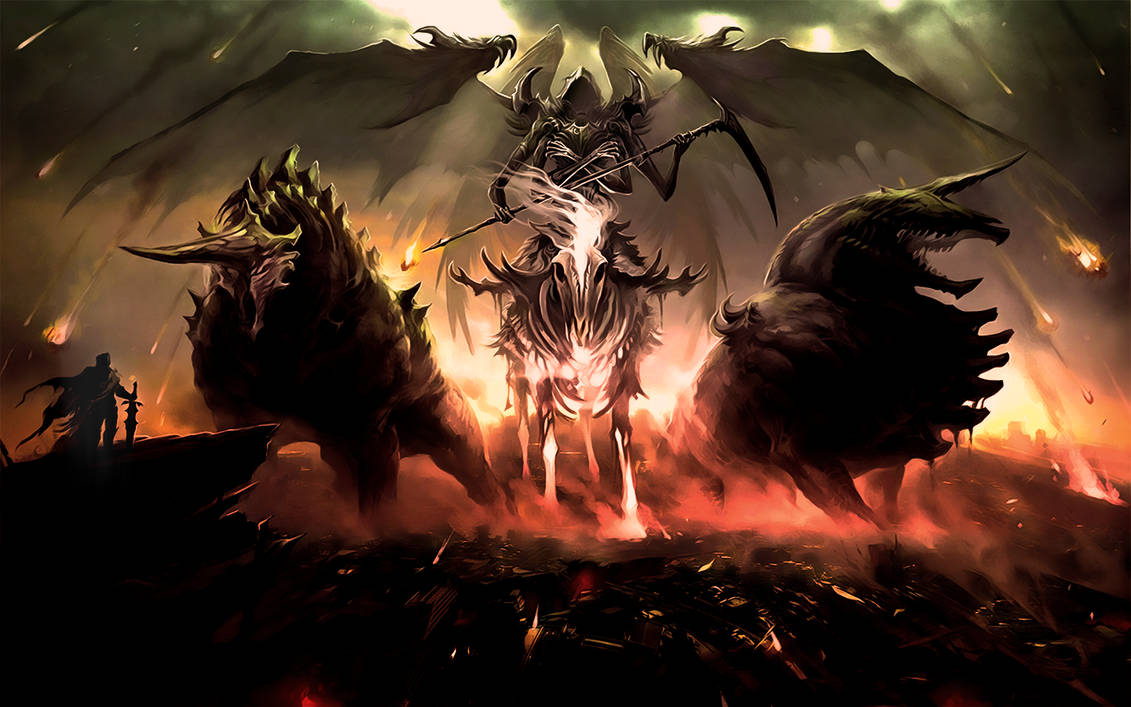 Grim Reaper Wallpaper by DataBase379 ...