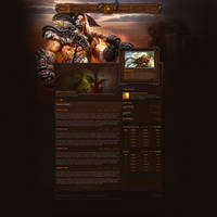 World of Warcraft Layout