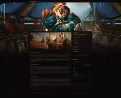 World of Warcraft Layout #5