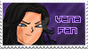 Vena Fan Stamp by TeaNCooki