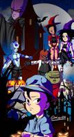 U6 Halloween by TeaNCooki