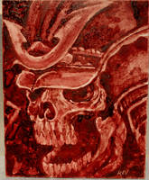 blood samurai by Dr-Rev