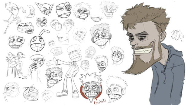 Animated Avatar Concepts