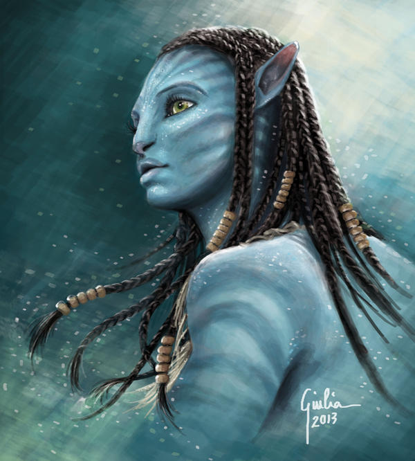 Neytiri Avatar: Neytiri By JuliaFox90 On DeviantArt