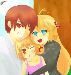 Little Busters! ~After Story~ (Family Groufie)