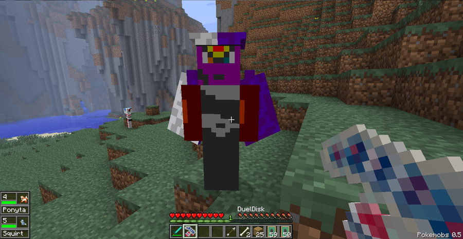 Minecraft: Yubel? by supersonicfox