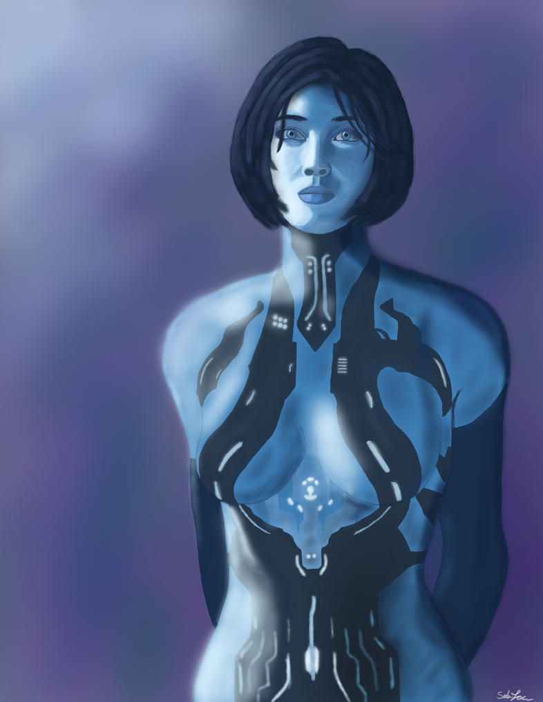 Naked cortana Halo: 10