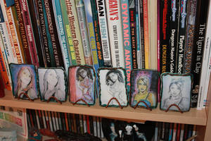 Collector Artist Proof cards