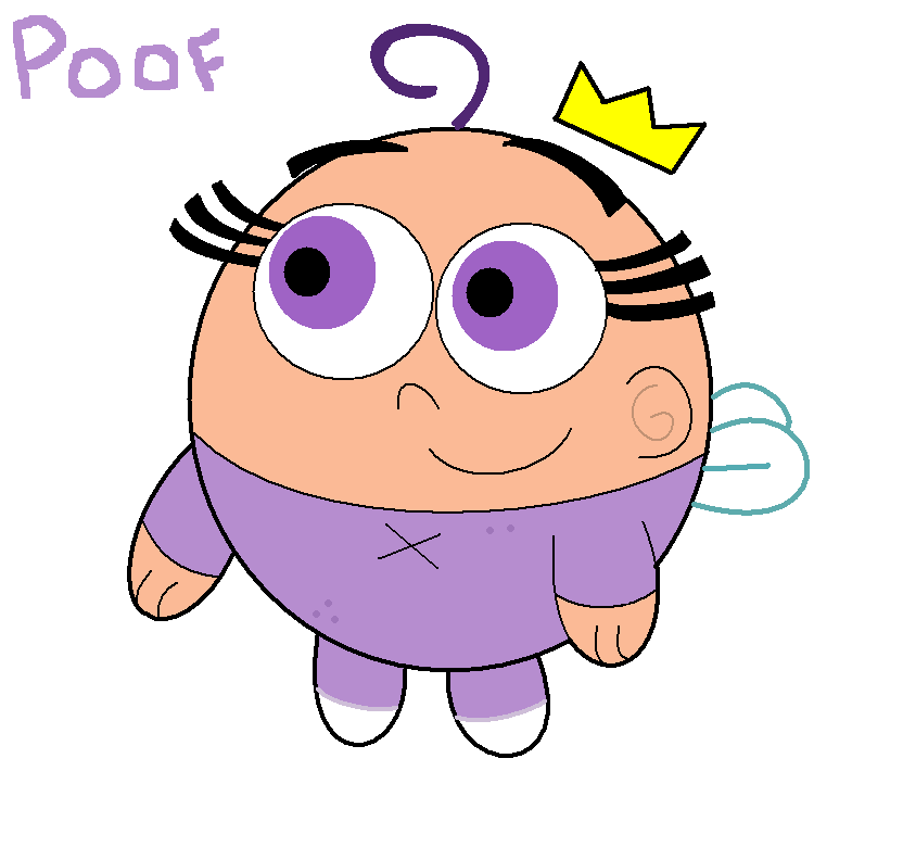 Fairly odd parents poof