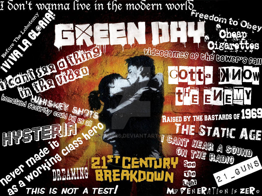21st century breakdown by rope1436 on deviantart