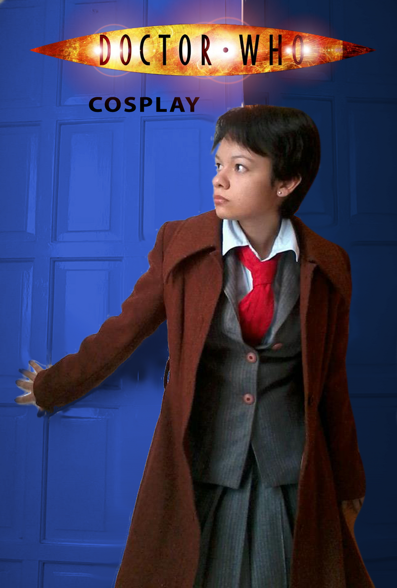 Doctor Who Female Cosplay by Andypopcorn on DeviantArt