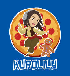 T-Shirt Design: Kurolily and Zenzy!