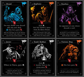 Card Game Prototype Preview 1