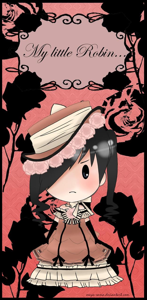 Bookmark Kuroshitsuji Ciel by Owyn-Sama