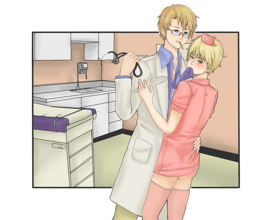 APH The Doctor Is In by Owyn-Sama
