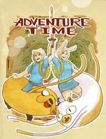 Adventure Time! by Owyn-Sama