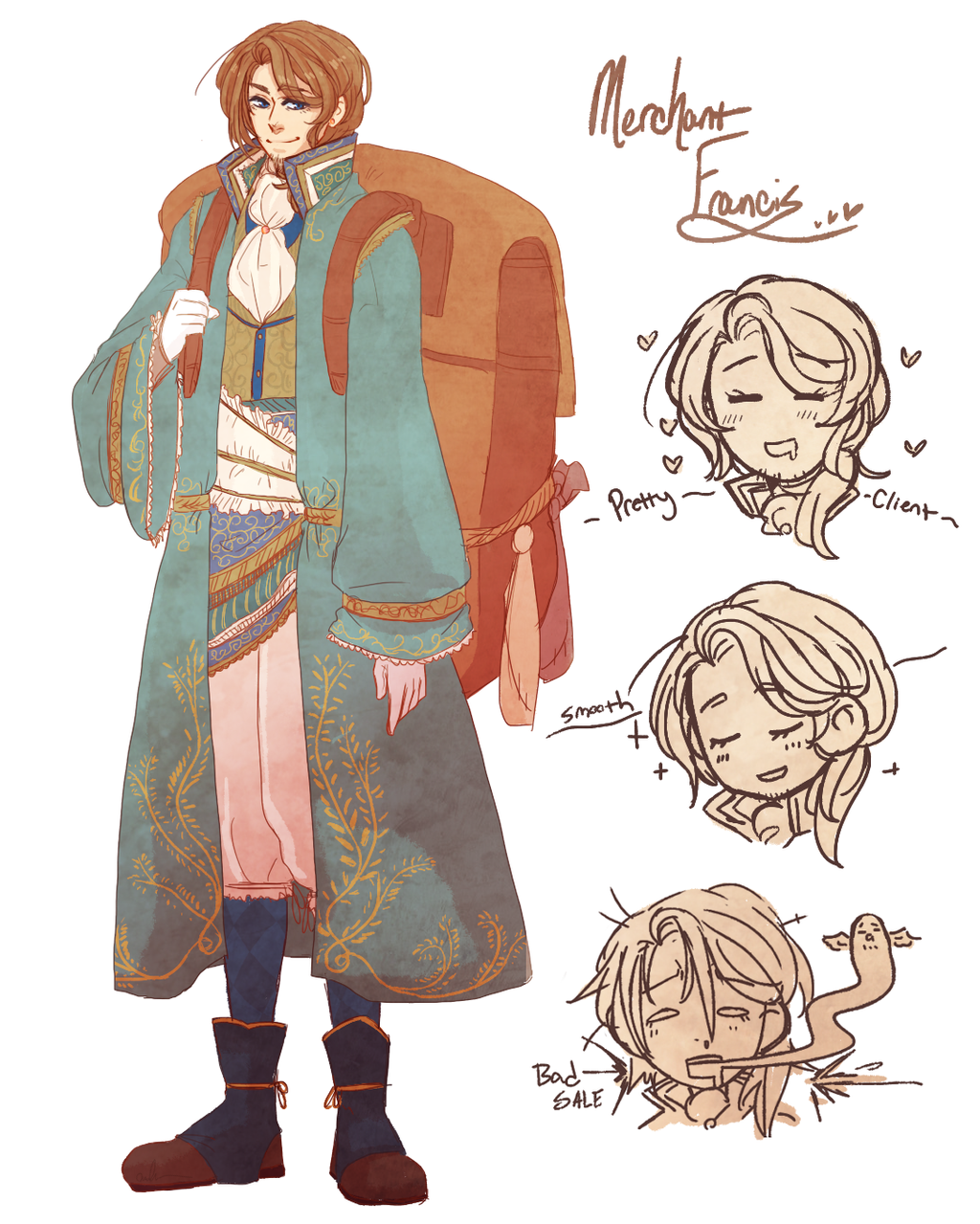 APH PartyXParty Hetalia Project France by Owyn-Sama