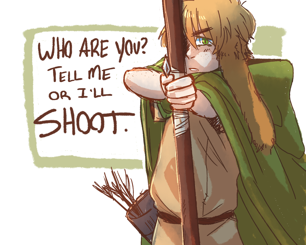 APH The Forest Prince by Owyn-Sama