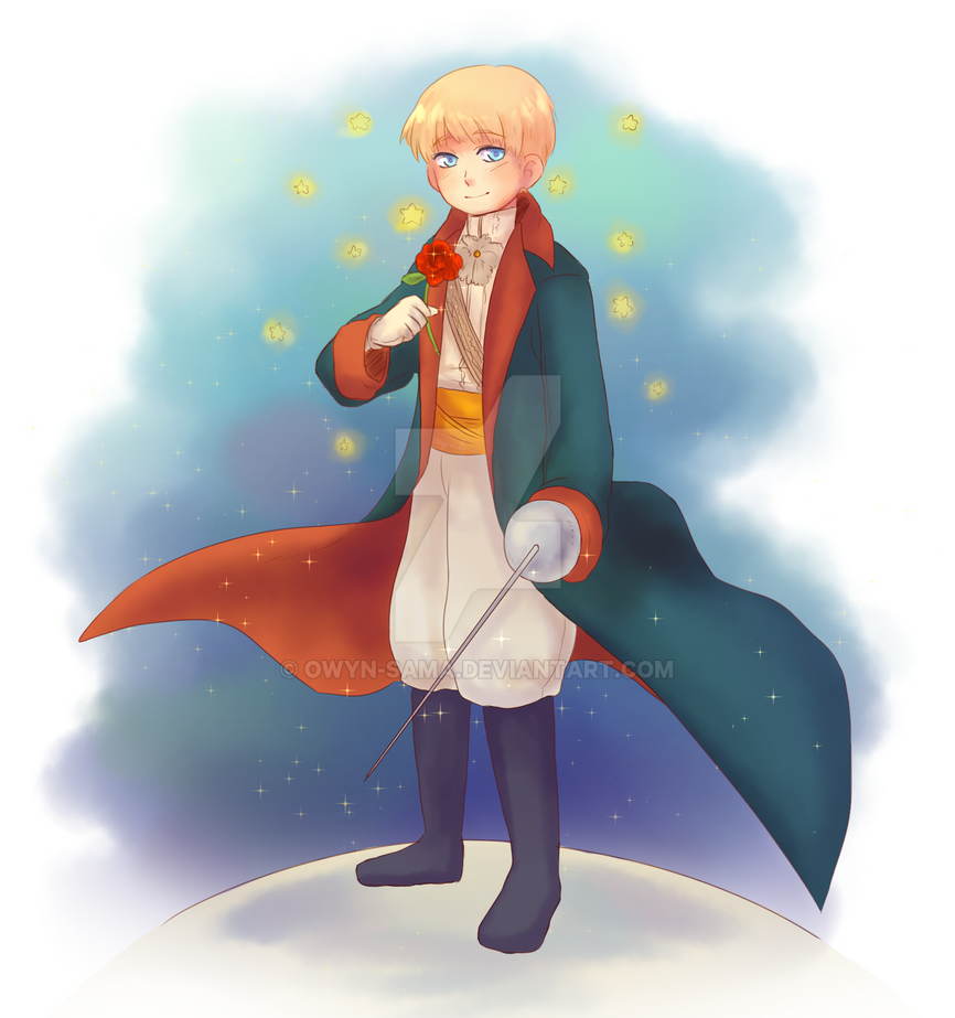 APH Le Petit Prince by Owyn-Sama