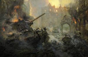 WW2 by Andrei-Pervukhin