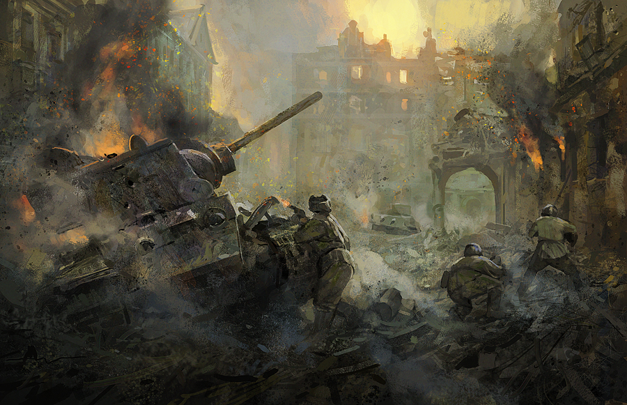 WW2 by Pervandr
