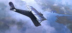 Plane World War 1