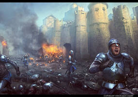 the village was too strong by Andrei-Pervukhin