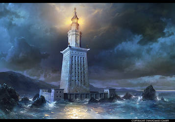 Lighthouse by Andrei-Pervukhin