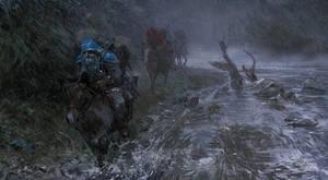 'Hobbit' illustration 03 by Andrei-Pervukhin