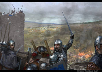 Attack and defense by Andrei-Pervukhin