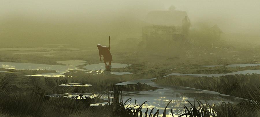 Landscape_06 by Pervandr